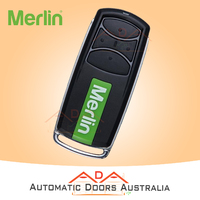 Merlin E960M Premium 4 Button Remote with Security + And +2.0 C945M E945M
