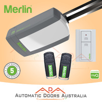 Merlin MS65MYQ Commader Essential for single sectional and panel garage doors